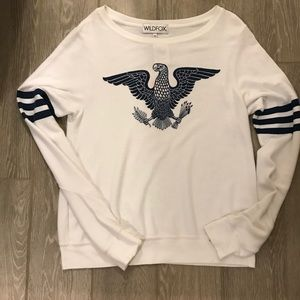 WILDFOX Eagle Beach Sweatshirt
